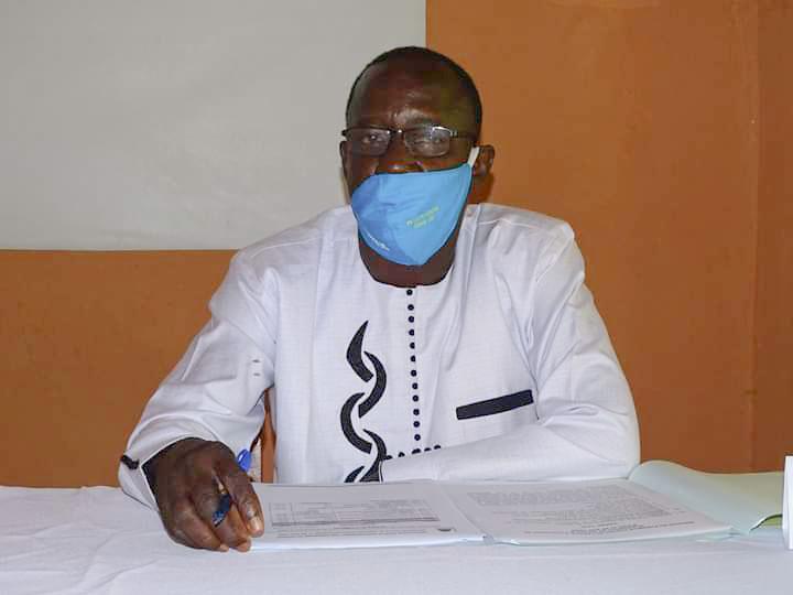 Yaya Garba prend les commandes de l'Adécob . « …je voudrais placer mon mandat sous le sceau d'une gouvernance concertée et participative… », a martelé le nouveau président